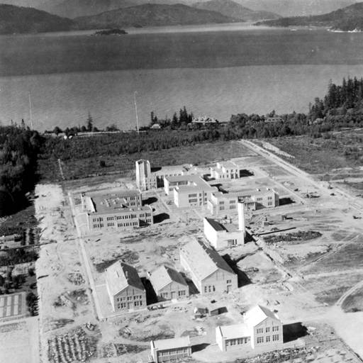 UBC in the early days
